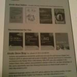 Amazon na Kindle DX