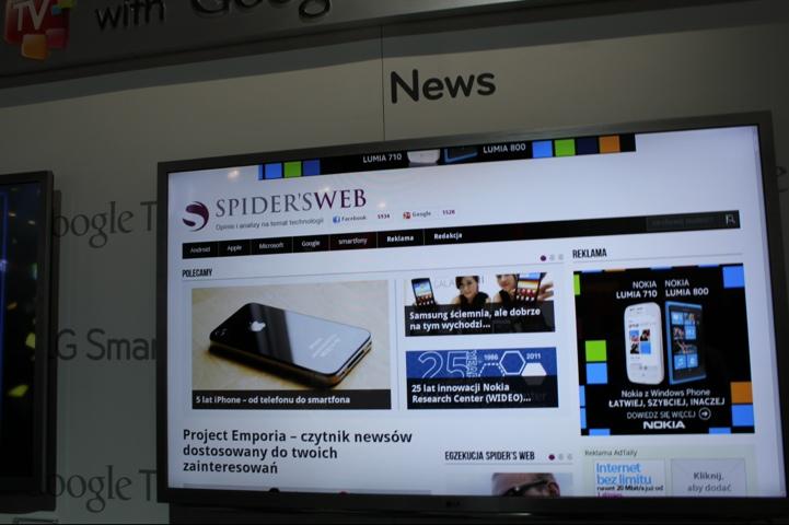 Rok 2012 wytyczał nowe trendy na rynku telewizorów
