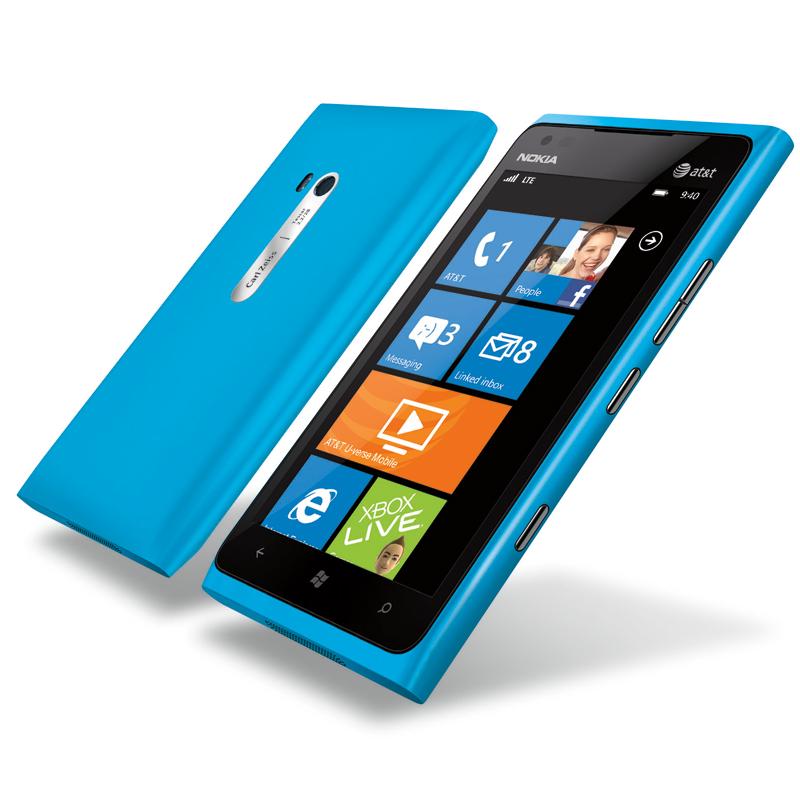 CES 2012: Nokia Lumia 900, czyli w Stanach wszystko musi być większe i mocniejsze