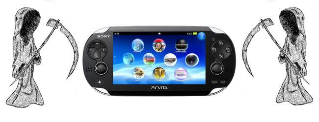 PlayStation Vita przycementuje kres ery mobilnych konsol do gier