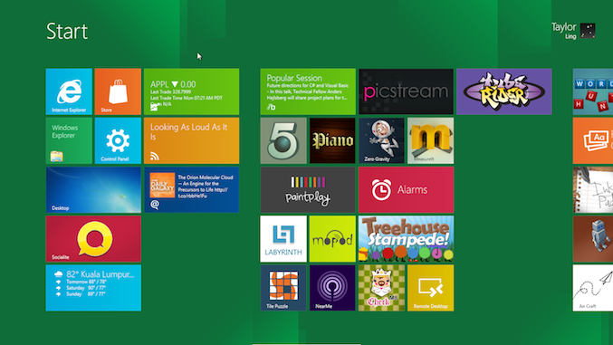 Nasza ocena Windows 8 Consumer Preview (screencast)