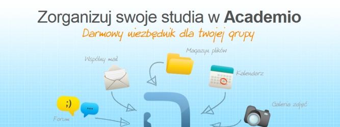 Academio.pl – stworzone po to, by pomagać studentom