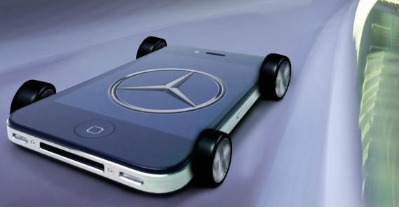MWC 2012: Samochód pod kontrolą Twojego smartfona