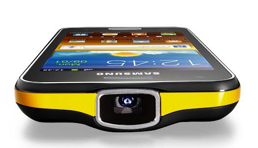 MWC 2012: Projektor w telefonie – czy to ma sens?