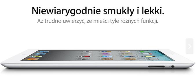 Rok temu Steve Jobs zaprezentował światu iPada 2 – rok z tabletem w ręku