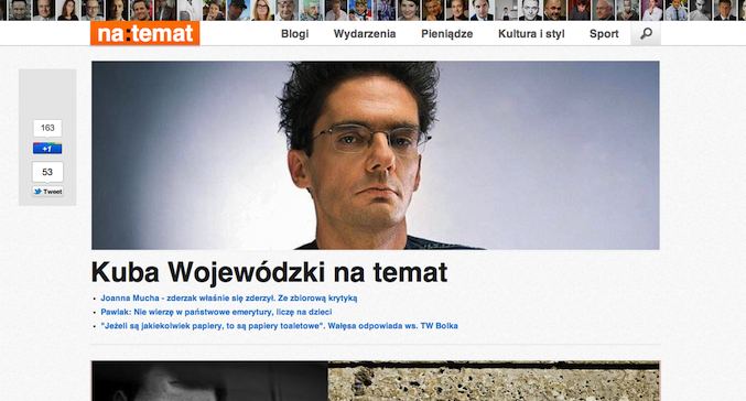 Moja ocena NaTemat.pl na 770 znaków