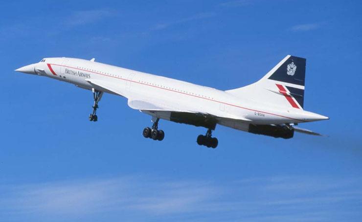 Oddajcie nam Concorde'a!