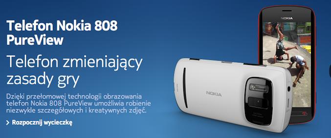 Prezentacja smartfonu Nokia 808 PureView (wideo)