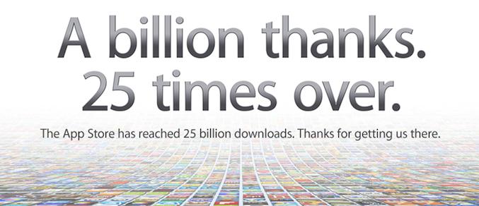 Apple w końcu udowodnił, że miliardy pobrań z App Store mają znaczenie