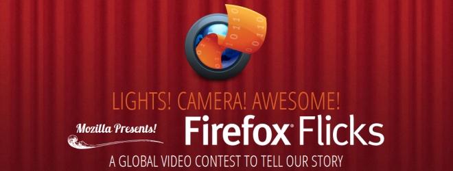 Konkurs Firefox Flicks rozpoczęty – olbrzymia szansa dla młodych filmowców z całego świata