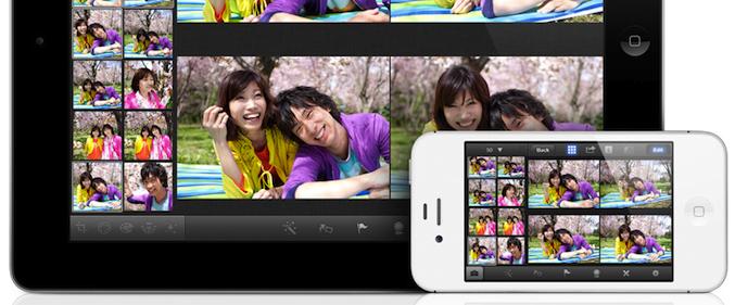 iPhoto dla iOS łączy to, co najlepsze w PC oraz iPadzie