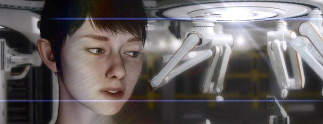 Quantic Dream przeniesie gry wideo w zupełnie nowy wymiar