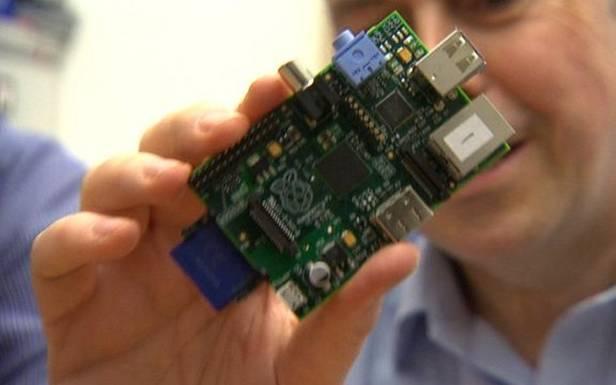 Raspberry Pi, czyli zestaw młodego technika XXI w.