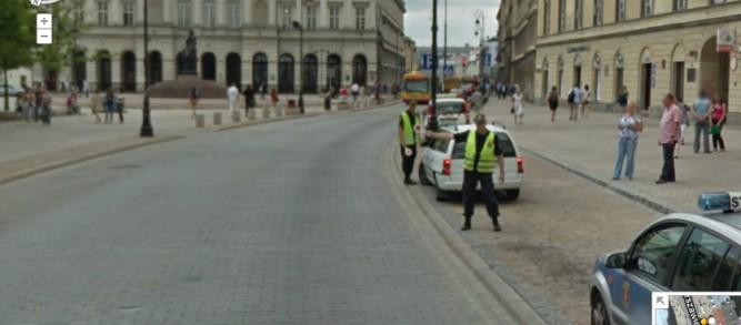 Co zrobić jeśli już zostaliśmy gwiazdą Google Street View?