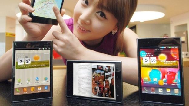 LG podał ceny LG Optimus Vu i… skazał go na porażkę