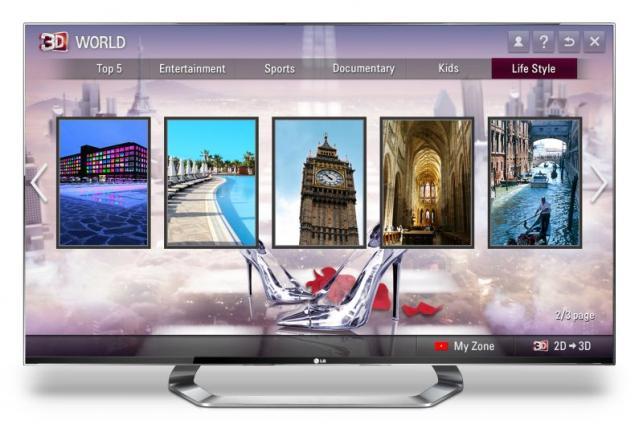 Trójwymiarowe filmy w kolejnym serwisie VOD