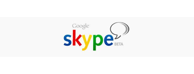 Skype chce powalczyć z Google Talk