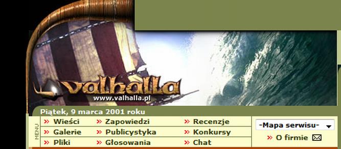 Upadłe legendy polskiego internetu: Valhalla.pl