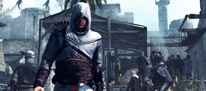 Chyba jednak trochę bardziej wolałem pierwszą część Assassin's Creed