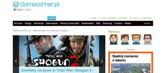 GameCorner zniknie z Gazeta.pl, Polygamia z nowym naczelnym
