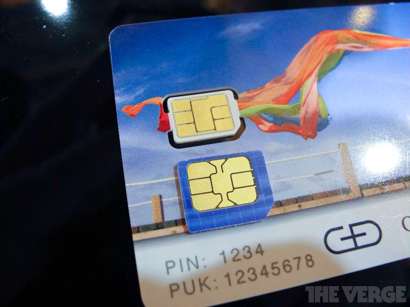 Czy potrzebujemy mniejszych kart SIM? Sądzę, że nie.