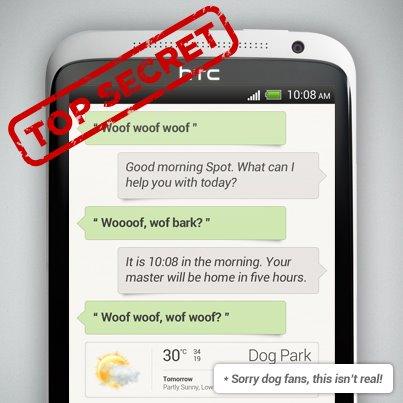Wszyscy mają Siri, ma i HTC!