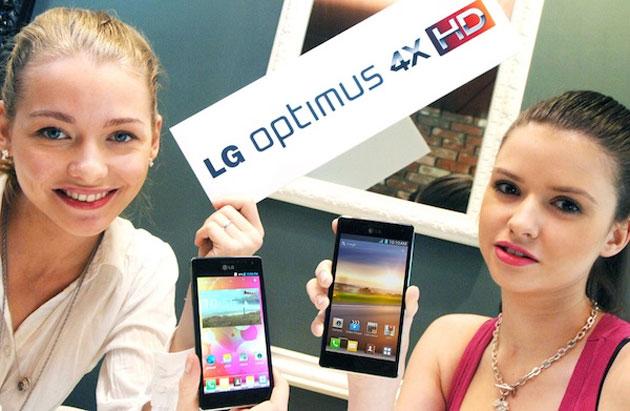 LG przedstawia Optimus 4X HD. Powalczy z Samsungiem Galaxy S III?