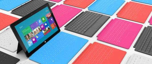 Tablet Surface, czyli Microsoft bierze sprawy w swoje ręce