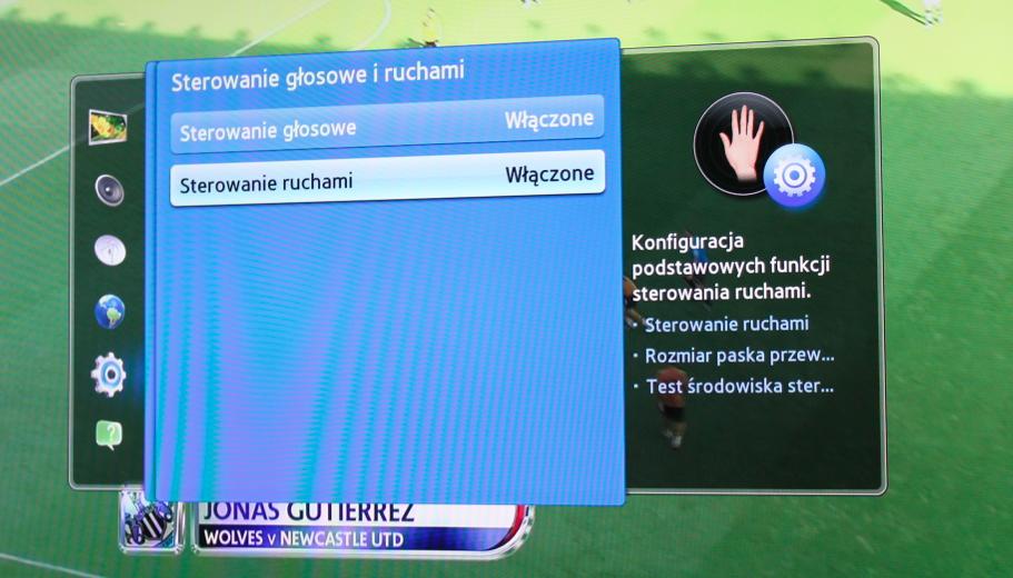 Przetestowaliśmy sterowanie głosem i gestami w telewizorze Samsunga
