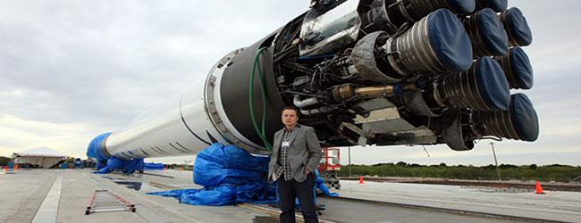 Jesteście magikami XXI wieku. Ogranicza was tylko wyobraźnia. Więc czarujcie! (Elon Musk, SpaceX)