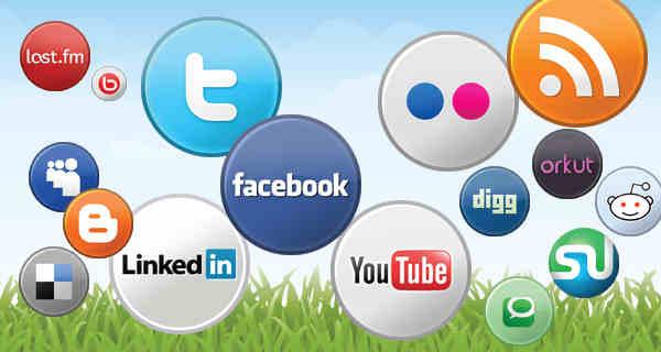 Korporacje nie potrafią już żyć bez mediów społecznościowych [Infografika]