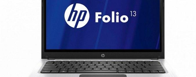 Zwycięska recenzja ultrabooka HP Folio!