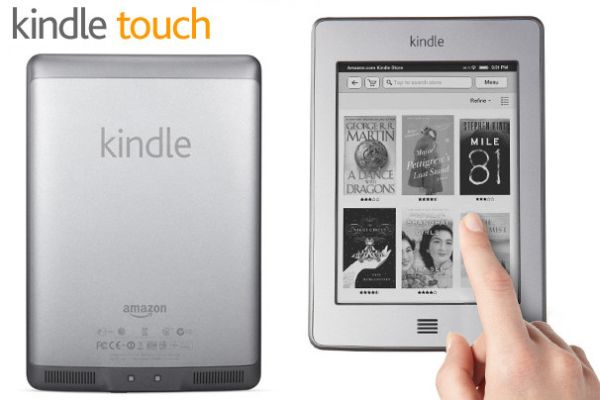 Kindle Touch – krótki test czytnika e-booków