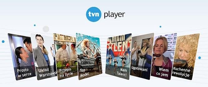 Polacy pokochali telewizję internetową. Platforma tvn player rozszerza swoją ofertę