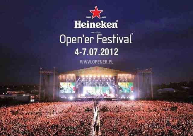 Transmisje koncertów Open'era wreszcie na żywo w YouTube