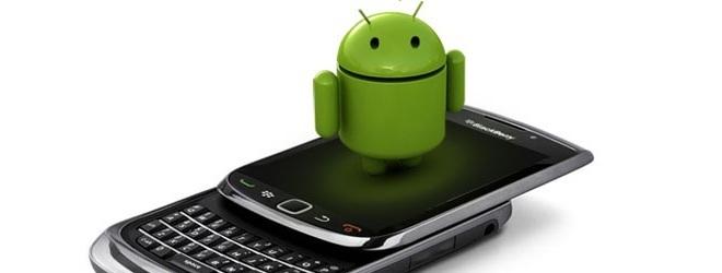 BlackBerry z Androidem? Była taka możliwość