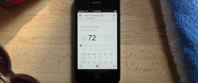 Porównaliśmy Google Voice Search z Siri na iPhonie 4S
