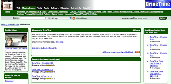 Internet Archive pokazuje, że torrentów nie należy się bać