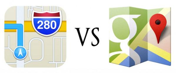 MapGate cz.2 – Google jak do tej pory nie zrobiło niczego w kwestii map dla iOS