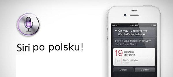 Apple nie chciał, to Polak zrobił sobie sam! Siri w końcu mówi po polsku