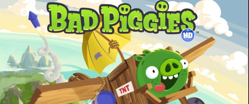 Złe świnki dobre dla Rovio – Bad Piggies to świetna kontynuacja po Angry Birds