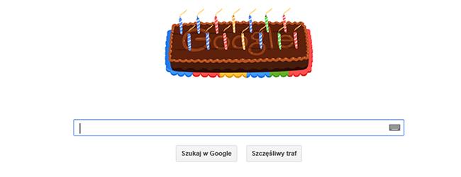 Ponad czternaście lat Google-rewolucji już za nami
