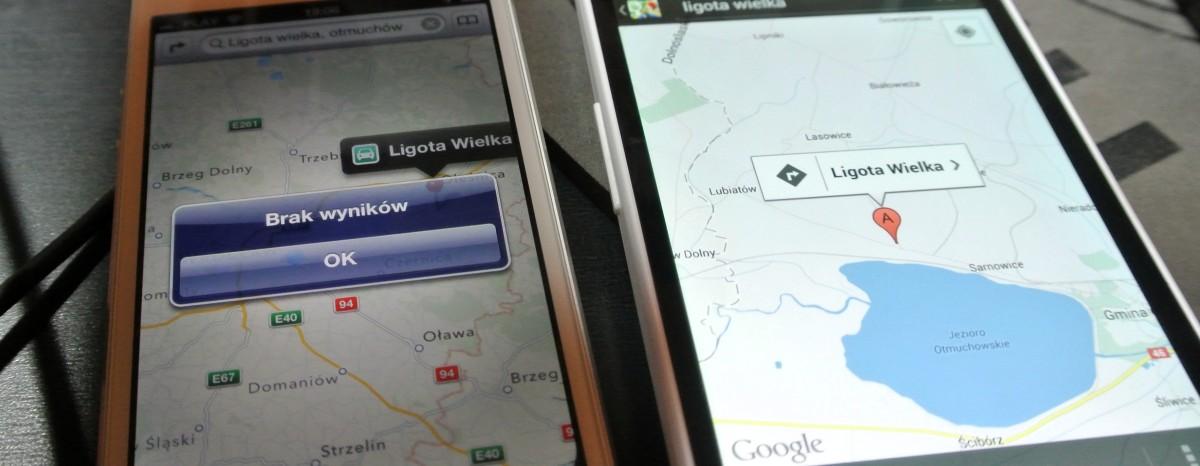 Tim Cook, Apple: przepraszamy, że zawiedliśmy z mapami. Używajcie map konkurencji