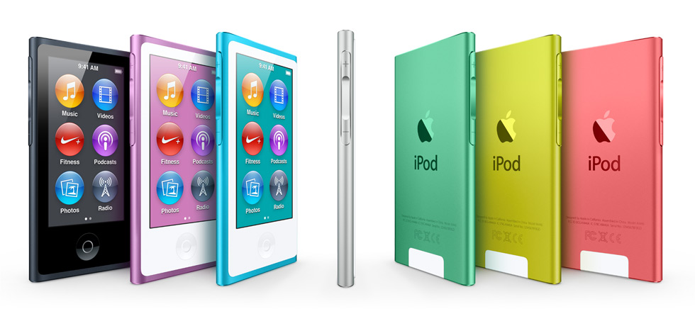 Czy jest sens produkować iPoda Nano?