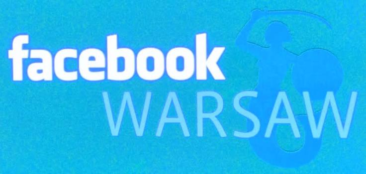 Facebook otwiera biuro w Polsce. Jesteśmy na konferencji!