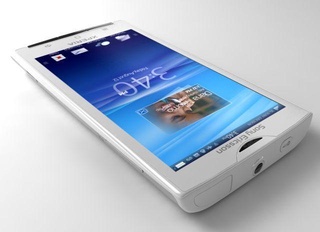 Chcę biały telefon