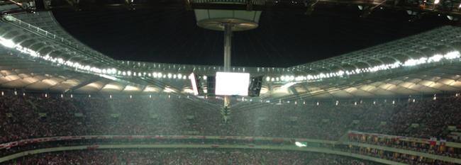 Co nam po hiper-zaawansowanych technologicznie stadionach – czyli słów kilka o mojej wyprawie na mecz Polska – Anglia
