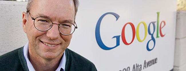 """Eric Schmidt: """"Walka Google'a z Apple o smartfonową dominiację definiuje cały rynek"""""""