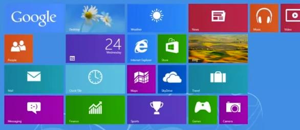 Google na ratunek użytkownikom Windowsa 8