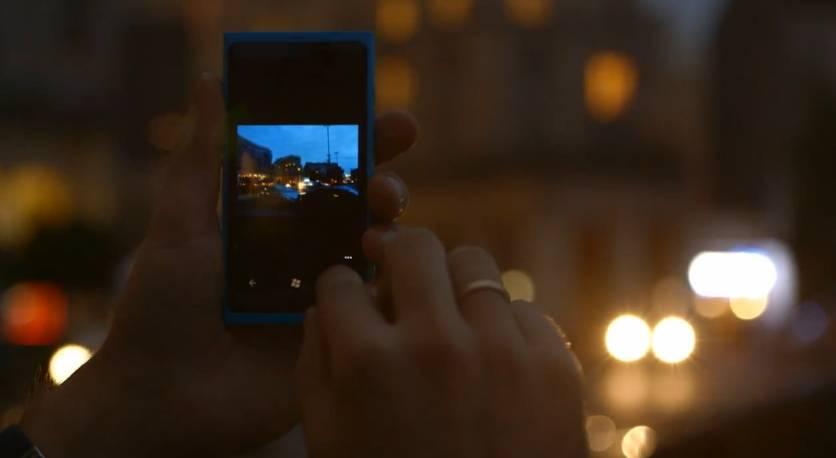Nokia Street Challenge: Lumia vs. Samsung Galaxy S III